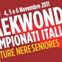 Campionati Italiani Taekwondo 2011 a Catania