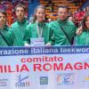 squadra emilia romagna croatia open 2011