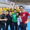 Asian Team Taekwondo Tricolore