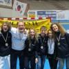 East Team Taekwondo Tricolore