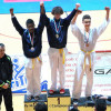 Davide e Ruben podio a Trieste