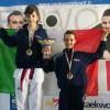 Letizia e Denise sul podio dei Campionati Italiani Cadetti