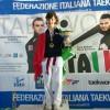 Letizia Di Blasio Campionessa italiana Cadetti 2012 cat -47 kg