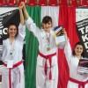 Letizia Di Blasio - podio cat. -49 kg rosse