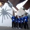 Squadra Tricolore al campionato Italiano cadetti