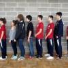 Il tifo della Taekwondo Tricolore