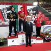 Taekwondo Tricolore Campione d'Italia Junior maschile