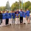 Taekwondo Tricolore la squadra
