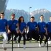Taekwondo Tricolore agli Austrian Open 2012
