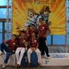 Taekwondo Tricolore campioni italiani rosse 2012