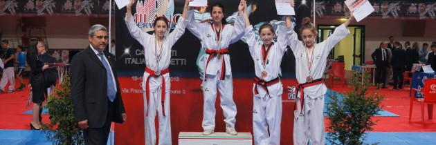 Campionati Italiani Cadetti 2013 a Milano