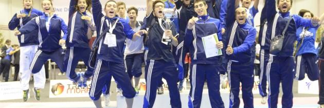 Campionati Europei Juniores 2013 Porto, Portogallo