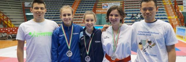 Campionati Italiani Cadetti 2014 a Napoli