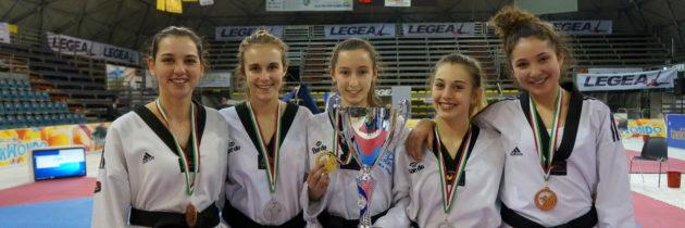 Campionati Italiani Juniores 2016 a Scafati