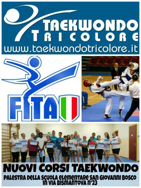Corsi Taekwondo 2018