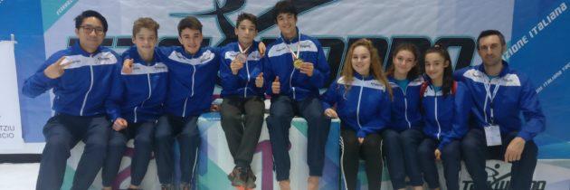 Campionati Italiani Juniores e Cadetti 2018 a Olbia