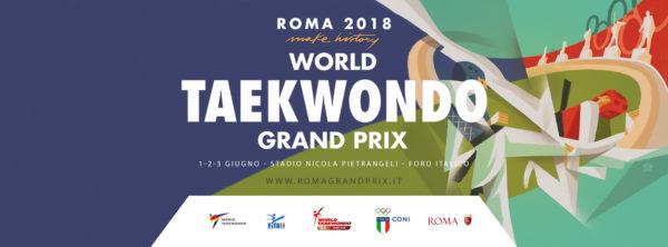 World Taekwondo Grand Prix Roma 2018