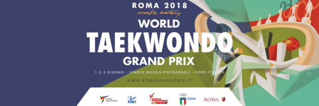 World Taekwondo Grand Prix Roma 2018