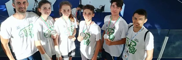 Olympic Dream Cup 2018 al Foro Italico Roma