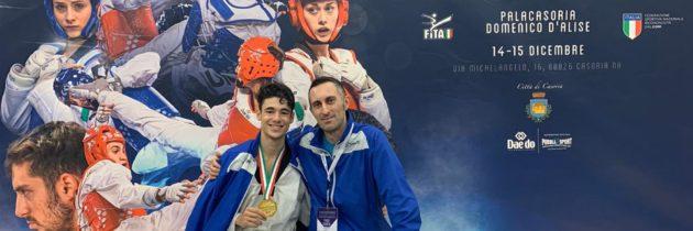 Nicolas vince i Campionati Italiani