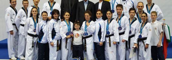 Campionati Europei di Forme 2011 a Genova