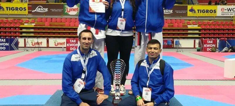 Campionati Italiani Cinture Rosse 2019