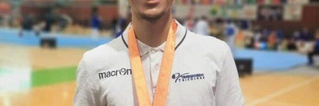Medaglia di  bronzo per Nicolas al Bosnia Open 2019