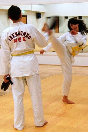 Corsi di taekwondo for Corsi per arredatore d interni