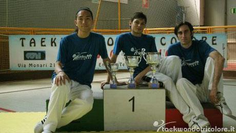 Istruttori: Lucio, Michele e Daniele