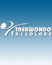 logo cell taekwondotricolore